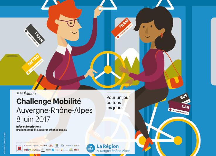 Aller à Challenge mobilité 2015 - Un succès pour ICA! - Imprimerie Courand & Associés