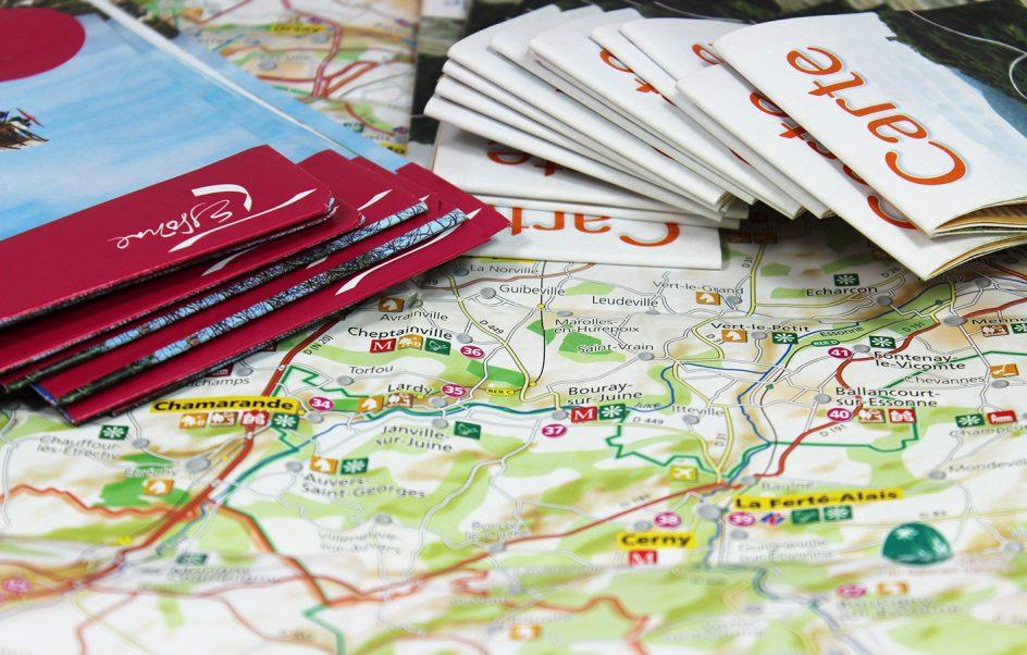 Carte de Bretagne - Géographie » Vacances - Guide Voyage